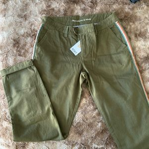 Roxy Chino Pants Khaki - New with Tag